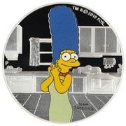 1 Dollar - Elizabeth II (Marge Simpson) – revers