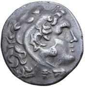 Tetradrachm - Kavaros (Kabyle) – avers