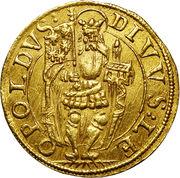 1 ducat Archiduc Maximilian III (Hall) – avers