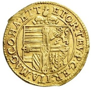 1 ducat Archiduc Maximilian III (Hall) – revers