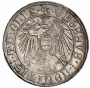 pfunder/12 kreuzer Sigismund (Hall) – revers