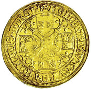 1 florin or - goldgulden Sigismund (Hall) – revers