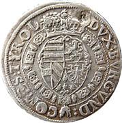 10 kreuzer Leopold V Landesfürst du Tyrol (1626 -1632) -  revers
