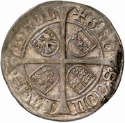 6 kreuzer sechser Sigismund – revers