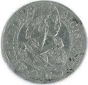 3 kreuzer Sigismund Franz (Hall) – avers