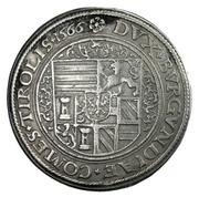 1 guldenthaler Archiduc Ferdinand II (Mühlau) – revers
