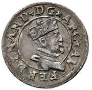 1 kreuzer Archiduc Ferdinand II – avers