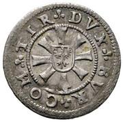 1 kreuzer Archiduc Ferdinand II – revers