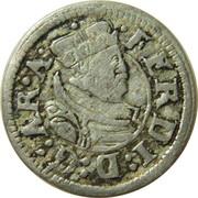 1 kreuzer Ferdinand II du Tyrol – avers