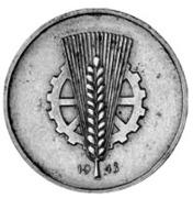 50 Kopeks (Reichskommissariat Ukraine) – avers