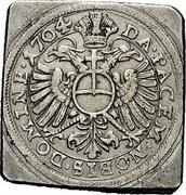 1 Gulden (Siege coinage) -  revers