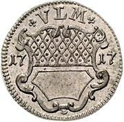 ½ ducat (Frappe essai en argent; Reformation) – avers