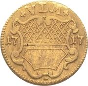 ½ Ducat (Reformation) – avers