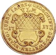1 Ducat (Reformation) – avers