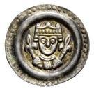 1 Denar - Friedrich II. – avers
