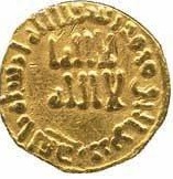 Dinar - Anonymous - 713-718 AD (no mintname) – avers