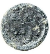 Fals - Anonymous - 661-750 AD (al-Bahrayn) – revers
