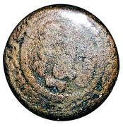 Fals - Anonymous - 661-750 AD (Tabariya) – revers