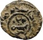 Fals - Anonymous - 661-750 AD (Iskandariya) – avers