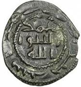 Fals - Anonymous - 661-750 AD (Jibrin) – revers