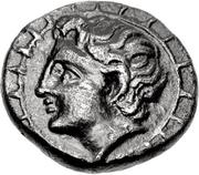 Drachm (Uncertain mint) – avers
