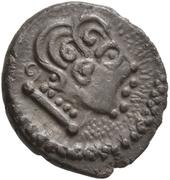 """Quinarius - """"Nauheimer Type"""" – avers"""