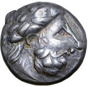 Tetradrachm (Pticie Type) – avers