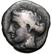 Hemidrachm (Uncertain mint) – avers