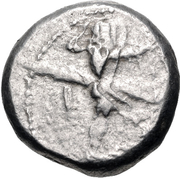 Siglos (Uncertain mint) – avers