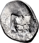 Siglos (Uncertain mint) – revers
