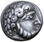 Tetradrachm (Baumreiter Type) -  avers