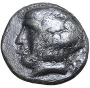 Drachm (Stern Type) – avers