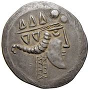 Tetradrachm (Imitation of Tetradrachm of Thasos) – avers