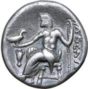 Drachm (Alexander III Type) – revers