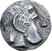 Drachm (Damastion Type) – avers