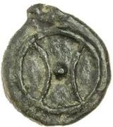 1 uncia (roue archaïque / roue archaïque) – revers