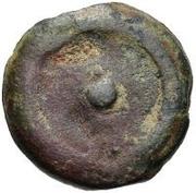 1 uncia (roue archaïque / valuer) – revers