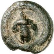 1 sextans (augure / outils sacrificiels) – avers
