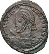 Æ bronze Au nom de Julian II, 361-363 – avers