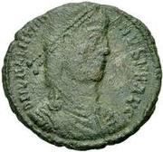 Æ bronze Au nom de Valentinian I, 364-375 – avers