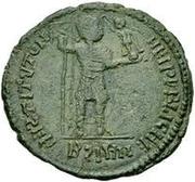 Æ bronze Au nom de Valentinian I, 364-375 – revers