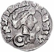 ¼ silique Au nom de Majorian, 457-461 – avers