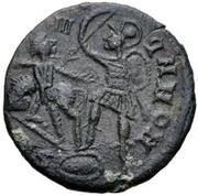 Æ bronze Au nom de Constantius Gallus, 352-354 – revers