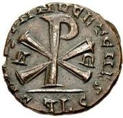 Æ bronze Au nom de Magnentius, 350-353 – revers
