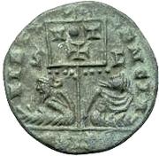 Æ bronze Au nom de Crispus, 317-326 – revers