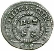 Æ bronze Au nom de Constantine II, 337-340 – revers