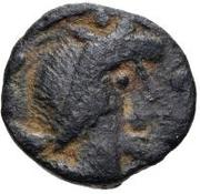 1 Nummus – avers