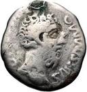 1 Denarius - Marcus Aurelius or Commodus – avers