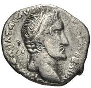 1 denarius Imitant Antonin le Pieux, 138-161 – avers