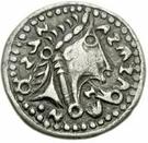 1 Denarius - Augustus – avers